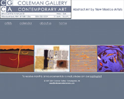 ColemanGallery Contemporary Art